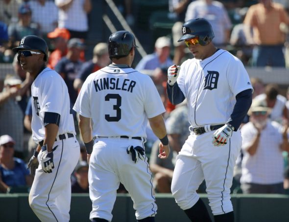 anthony-gose-ian-kinsler-miguel-cabrera-mlb-spring-training-new-york-yankees-detroit-tigers-590x900